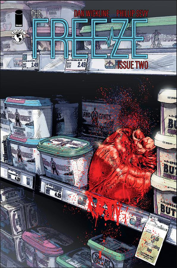 Freeze 2-A by Top Cow