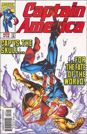 Captain America (1998) 16-A