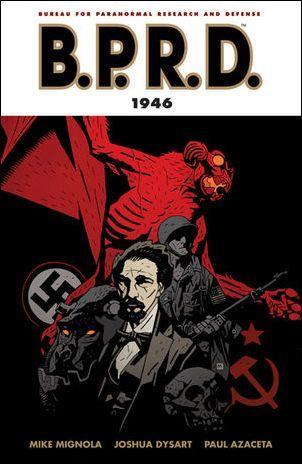 B.P.R.D. 9-A by Dark Horse