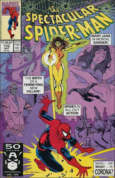 Spectacular Spider-Man (1976) 176-A by Marvel