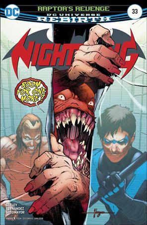 Nightwing (2016) 33-A