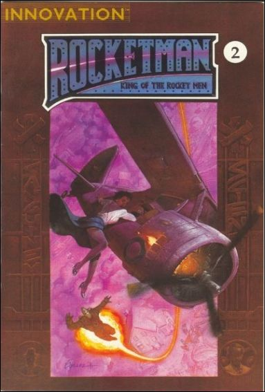 Rocketman: King of the Rocket Men 2-A by Innovation