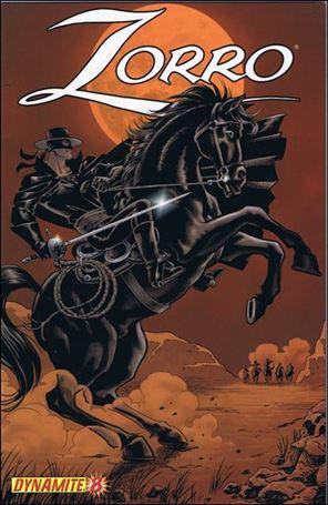 Zorro (2008) 8-A