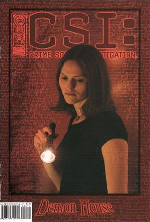 CSI: Crime Scene Investigation-Demon House 2-A