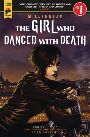 Millennium: The Girl Who Danced With Death 1-A