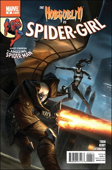 Spider-Girl (2011) 6-A by Marvel