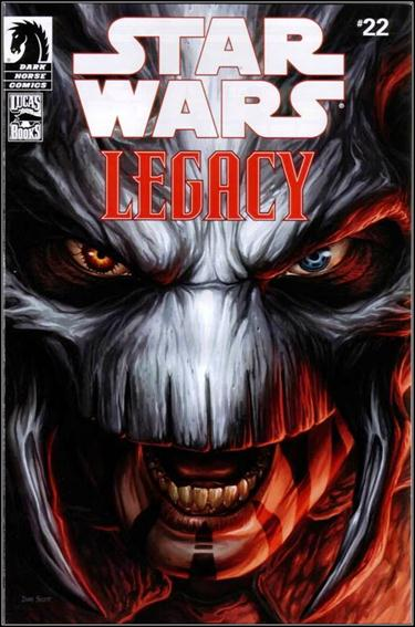Star Wars: Legacy (2006) 22-B by Dark Horse