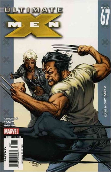 Ultimate X-Men (2000) 67-A by Marvel