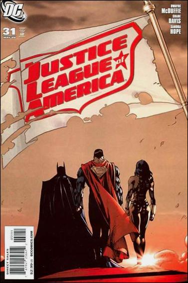 Justice League of America (2006) 31-A by DC