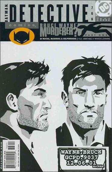 Detective Comics (1937) 766-A by DC