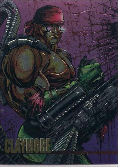 WildStorm: Set 1 (Base Set) 41-A by WildStorm