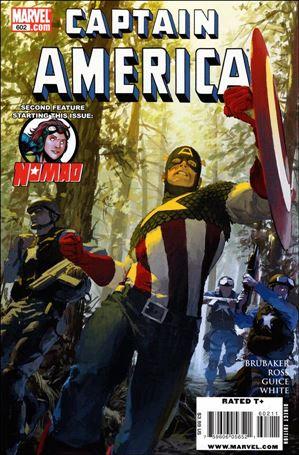 Captain America (1968) 602-A