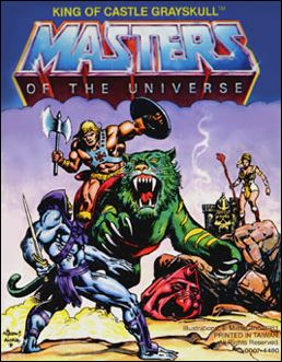 Masters of the Universe (1981) 1.4-D by Mattel
