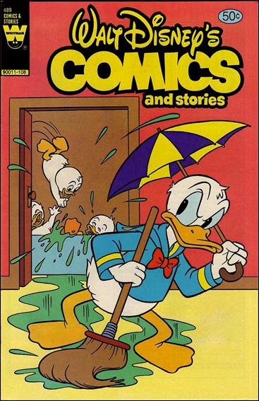 Walt Disney's Comics and Stories (1940) 489-A by Dell