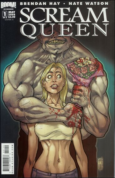 Scream Queen (2008) 1-A by Boom! Studios