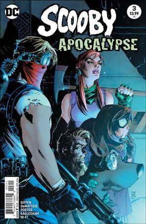 Scooby Apocalypse 3-A