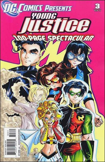 DC Comics Presents: Young Justice 3-A by DC
