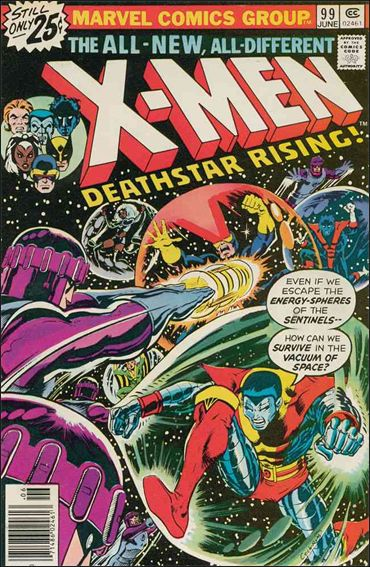X-Men (1963) 99-A by Marvel