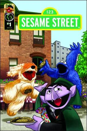 Sesame Street 1-B by Kizoic
