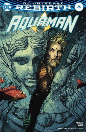 Aquaman (2016) 25-B