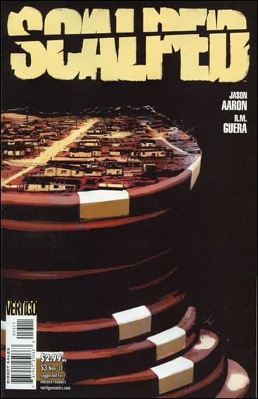 Scalped 53-A by Vertigo