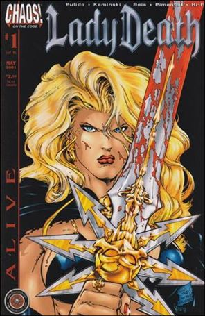 Lady Death: Alive 1-A