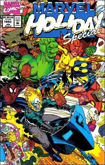 Marvel Holiday Special 1993-A by Marvel