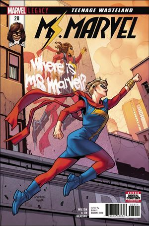Ms. Marvel (2016) 28-A