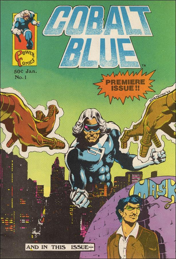 Cobalt Blue (1977) 1-A by Power Comics Company