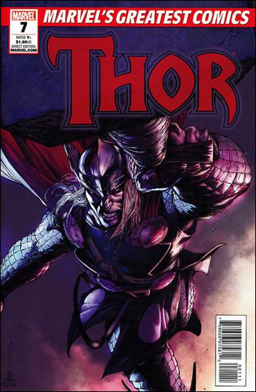 Thor (2007) 7-C by Marvel