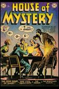 House of Mystery (1951) 11-A