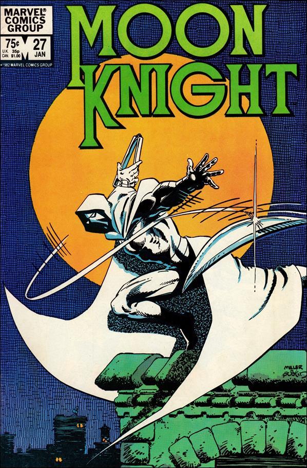 Moon Knight (1980) 27-A by Marvel