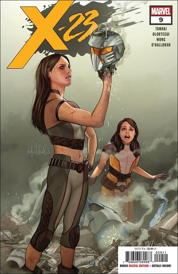 X-23 (2018) 9-A by Marvel