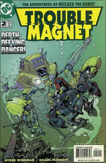 Trouble Magnet 2-A by DC