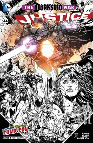 Justice League (2011) 44-C