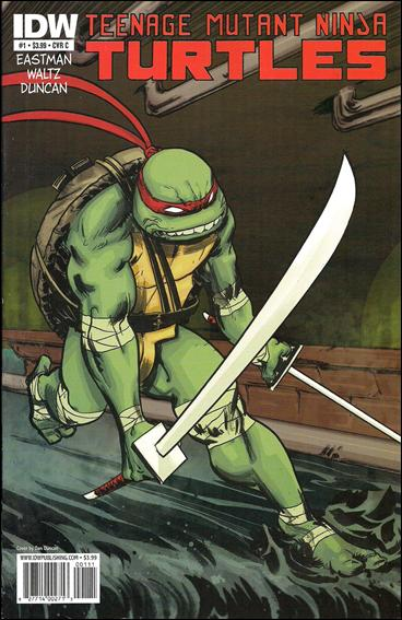 Teenage Mutant Ninja Turtles (2011) 1-C by IDW