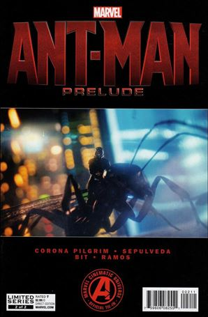 Marvel's Ant-Man Prelude 2-A