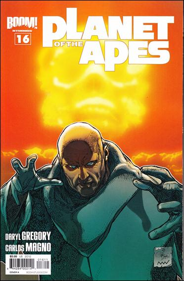 Planet of the Apes (2011) 16-A by Boom! Studios