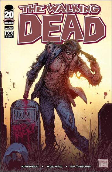 Walking Dead (2003) 100-D by Image