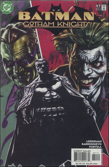 Batman: Gotham Knights 51-A by DC