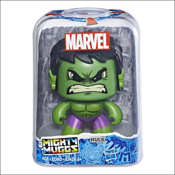 Marvel Mighty Muggs Wave 1 Hulk by Hasbro