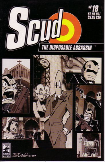 Scud: The Disposable Assassin 18-A by Fireman