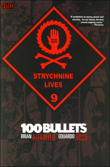 100 Bullets 9-A by Vertigo