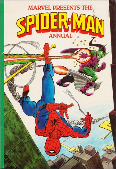 Spider-Man Annual (UK) 1981-A by Marvel UK