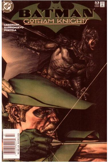 Batman: Gotham Knights 53-A by DC