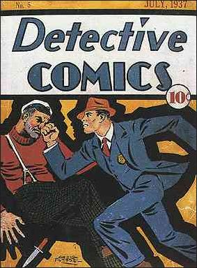 Detective Comics (1937) 5-A by DC