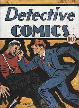Detective Comics (1937) 5-A