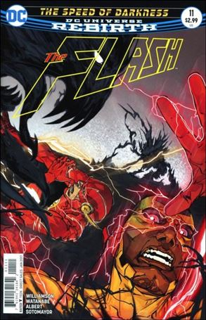 Flash (2016) 11-A
