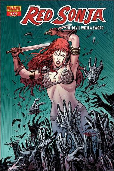 Red Sonja (2005) 72-A by Dynamite Entertainment