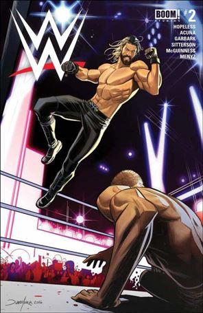 WWE 2-A